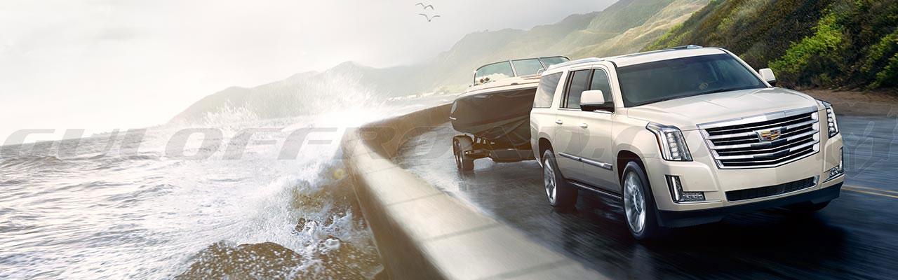 Capacidad de Remolque Cadillac Escalade España