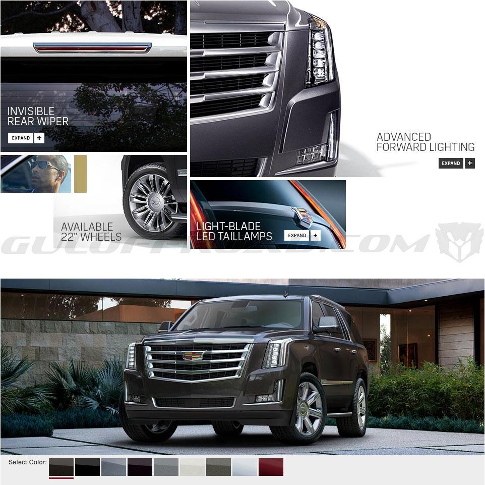 Exterior Cadillac Escalade España