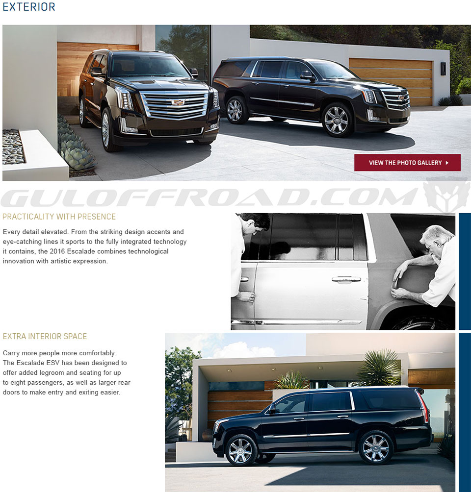 Cadillac Escalade ESV España