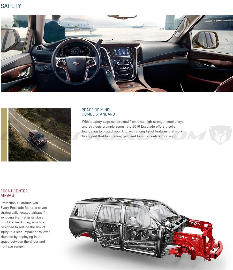 Seguridad Cadillac Escalade España
