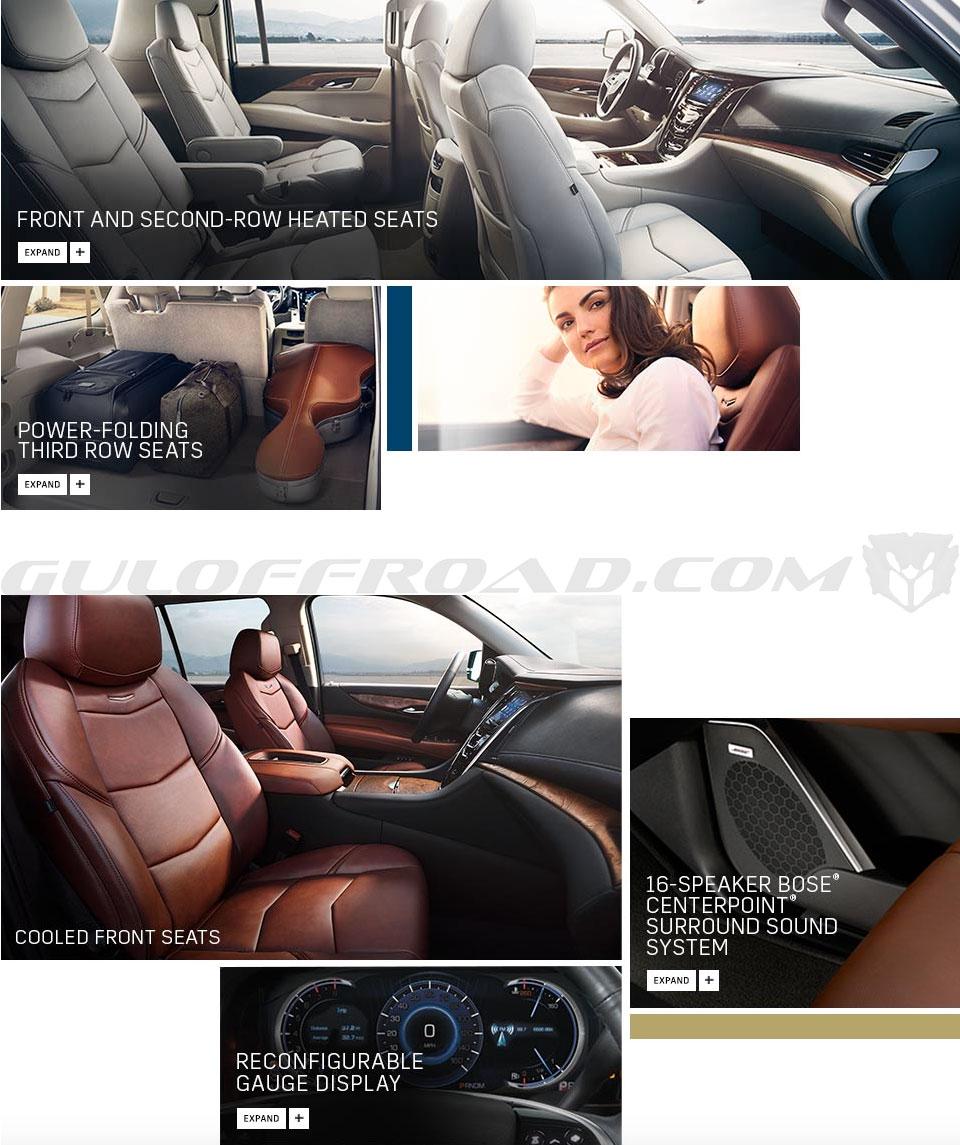 SUV Lujo Cadillac Escalade España