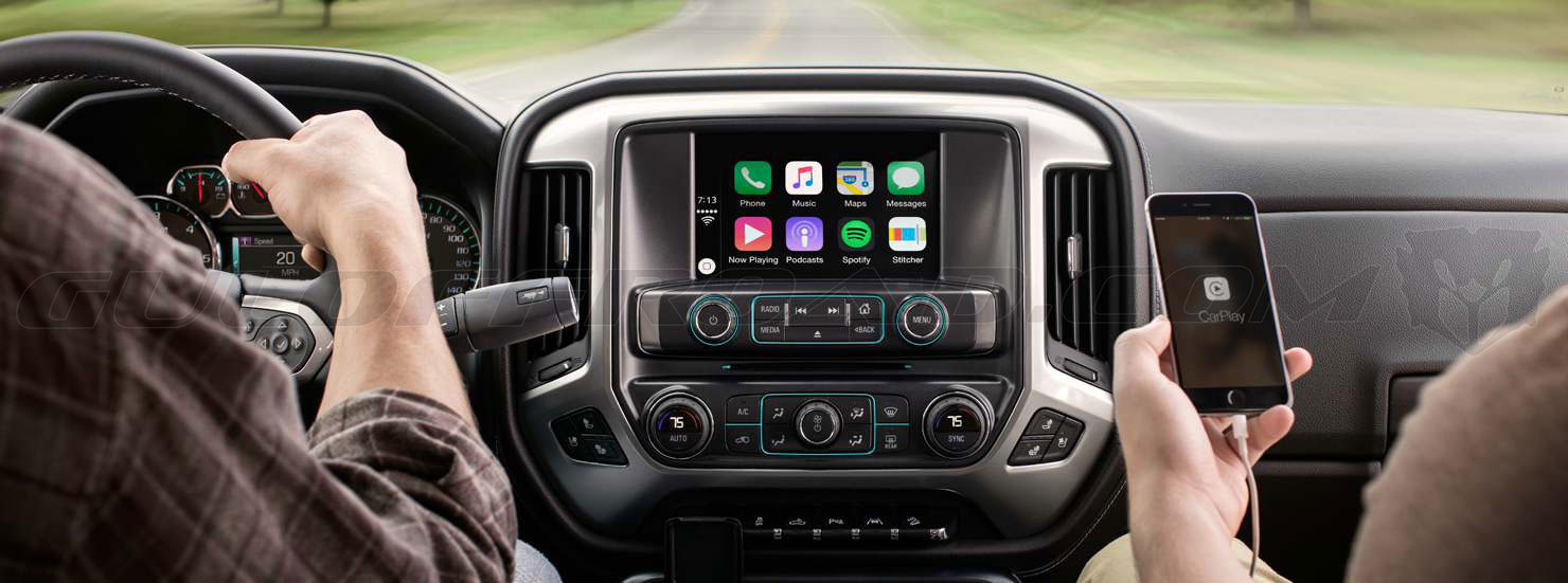 Apple Car Chevrolet Silverado 1500 España