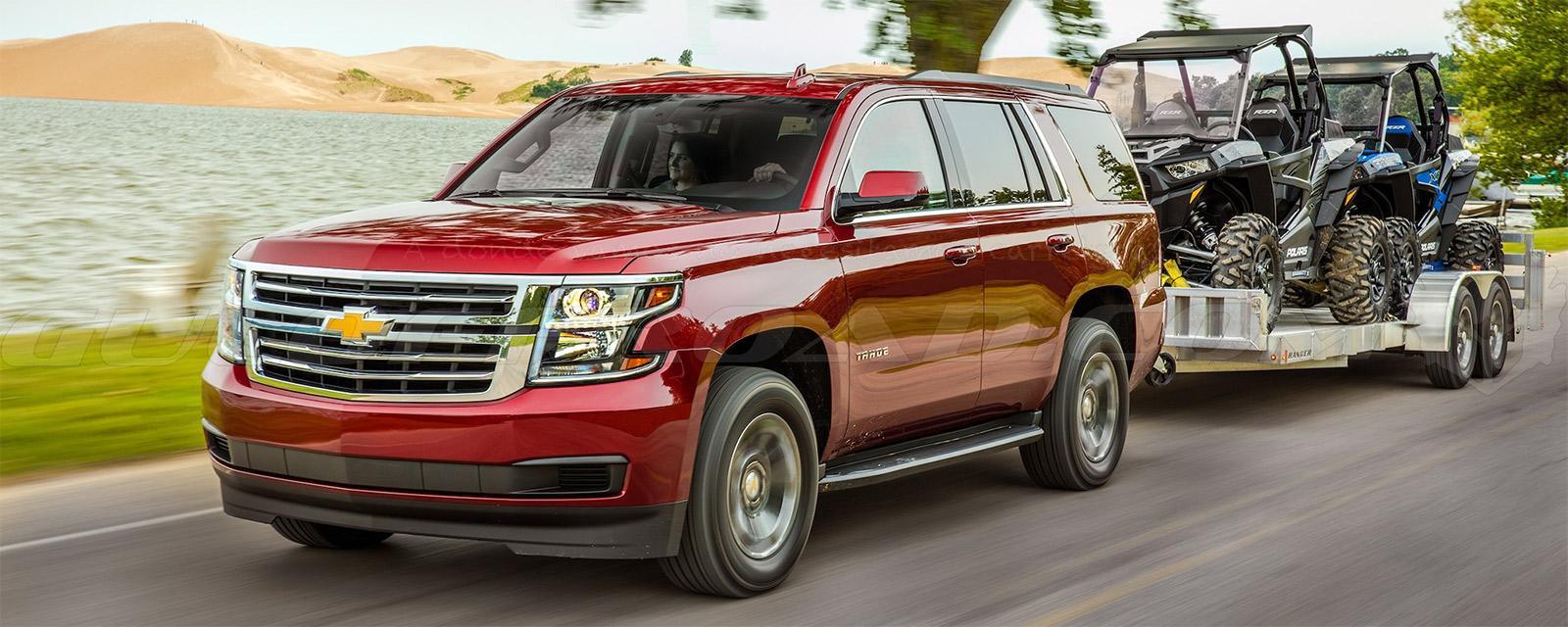 Importación Chevrolet Tahoe España Guloffroad