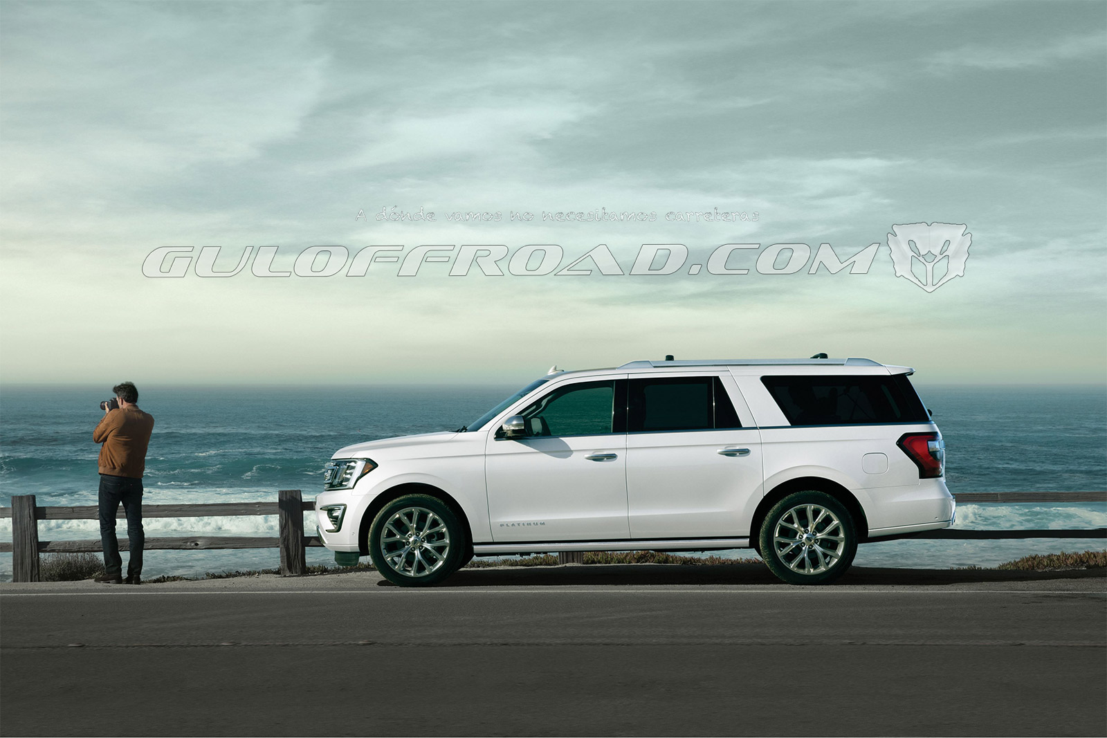Importación Ford Expedition España Guloffroad