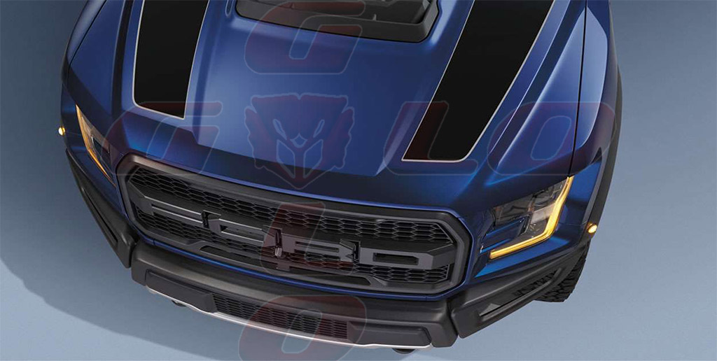 Ford F-150 Raptor Guloffroad