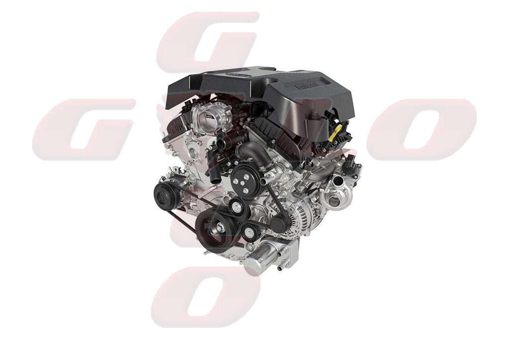 Motor Ford F-150 Raptor España