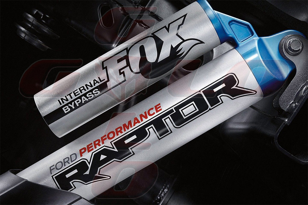 Suspensiones FOX Ford F-150 Raptor España