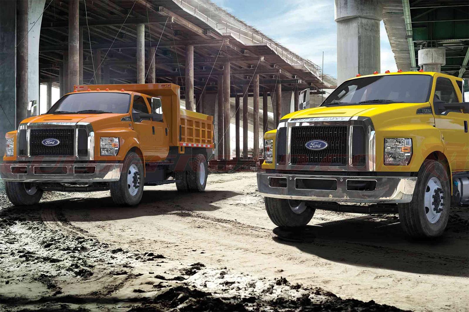 Importación Ford F650 y F750 España Guloffroad