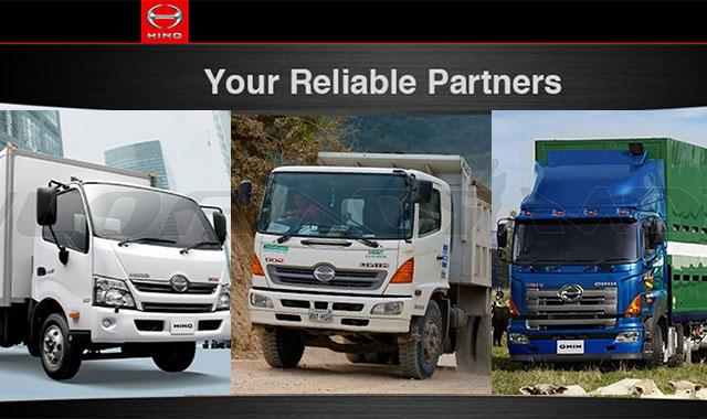 Vehículos Industriales Toyota HINO