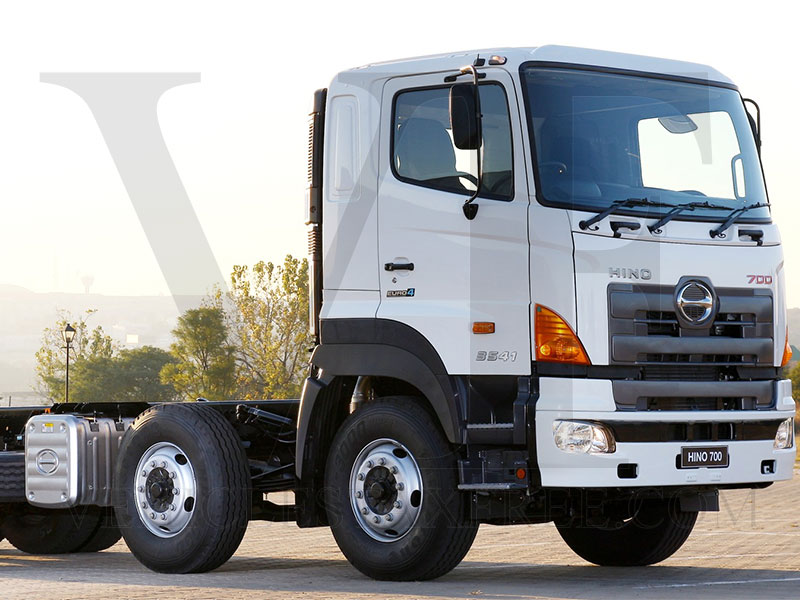 Gama Camiones HINO700 Series Toyota Vehicles Tax Free