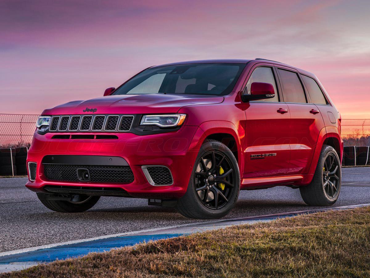 Importación Jeep Grand Cherokee España Guloffroad