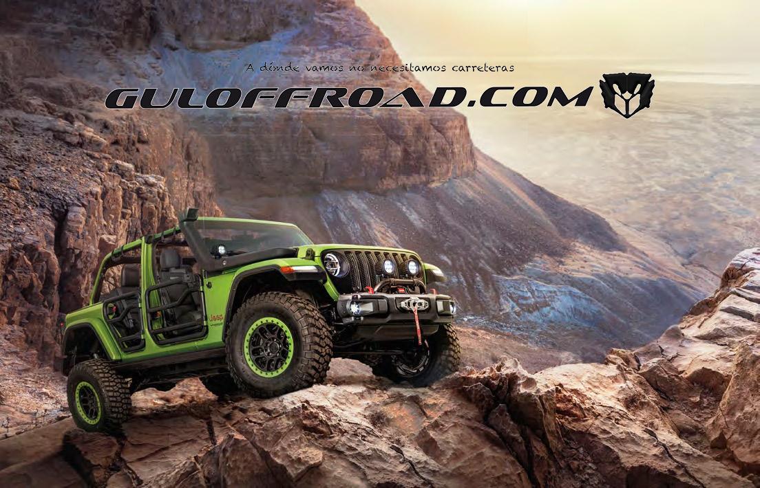Jeep Wrangler JL España Guloffroad