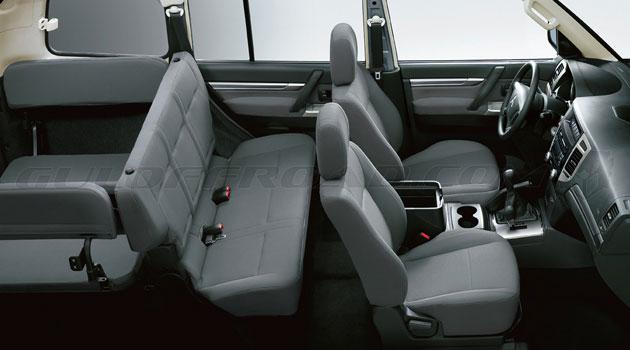 Asientos Mitsubishi Pajero GL 2.8 España