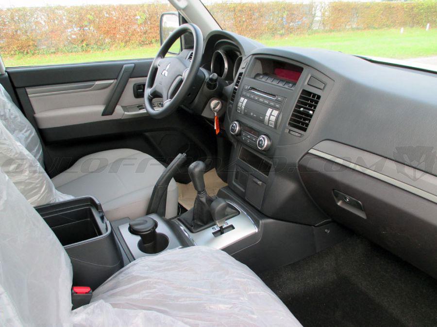 Mitsubishi Pajero GL 2.8
