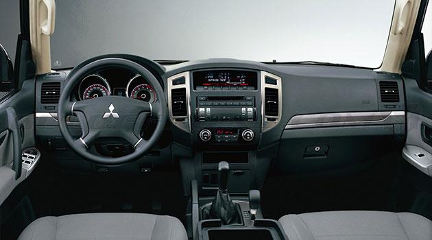 Puesto Conducción Mitsubishi Pajero GL 2.8