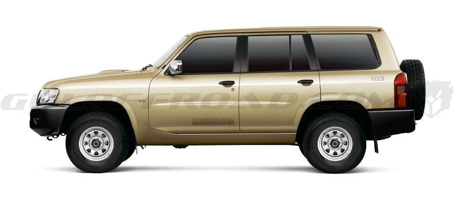 Nissan Patrol GR Y61 Dorado Safari