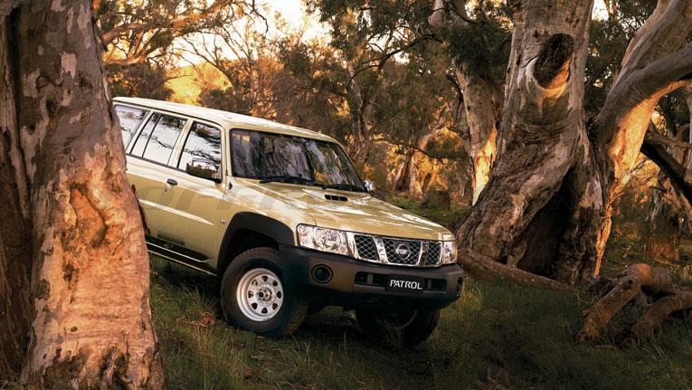 Nissan Patrol GR Y61 Safari