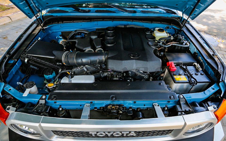 Motor 4.0 V6 Toyota FJ Cruiser 2016 Guloffroad