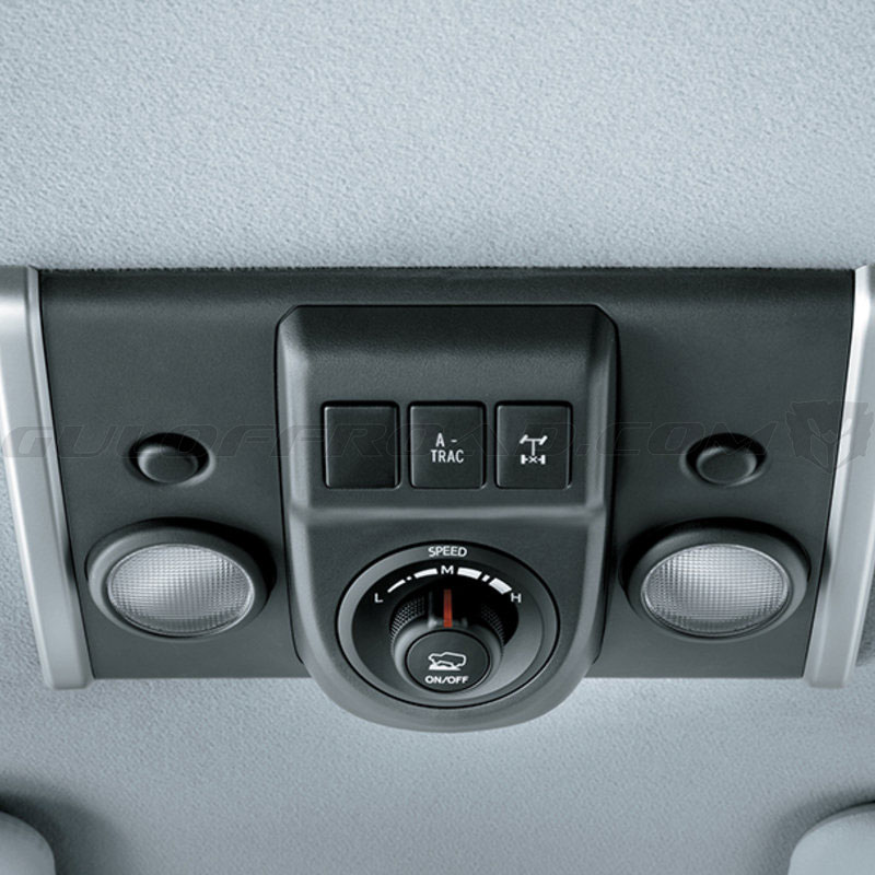 Control de Tracción Toyota FJ Cruiser 2016 Guloffroad
