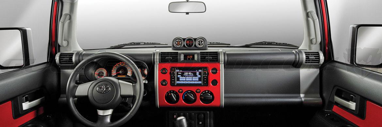 Tecnología Toyota FJ Cruiser España