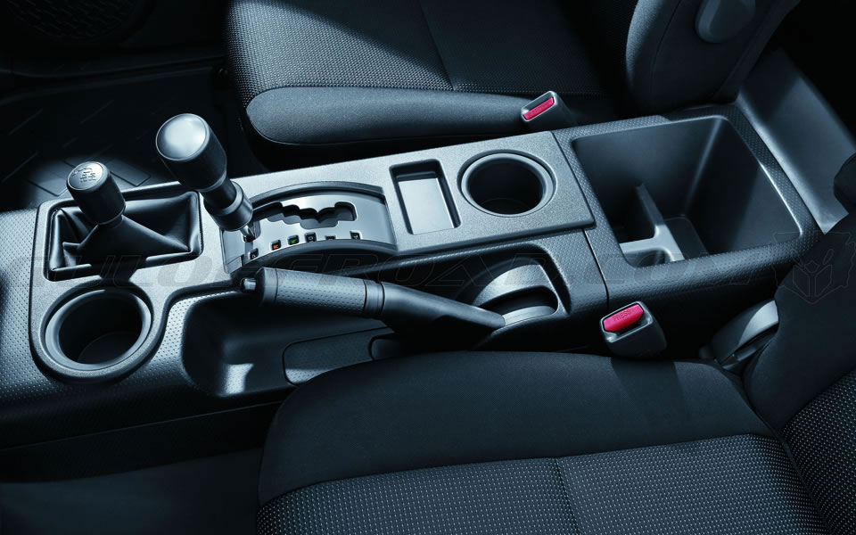 Toyota FJ Cruiser 2016 Guloffroad