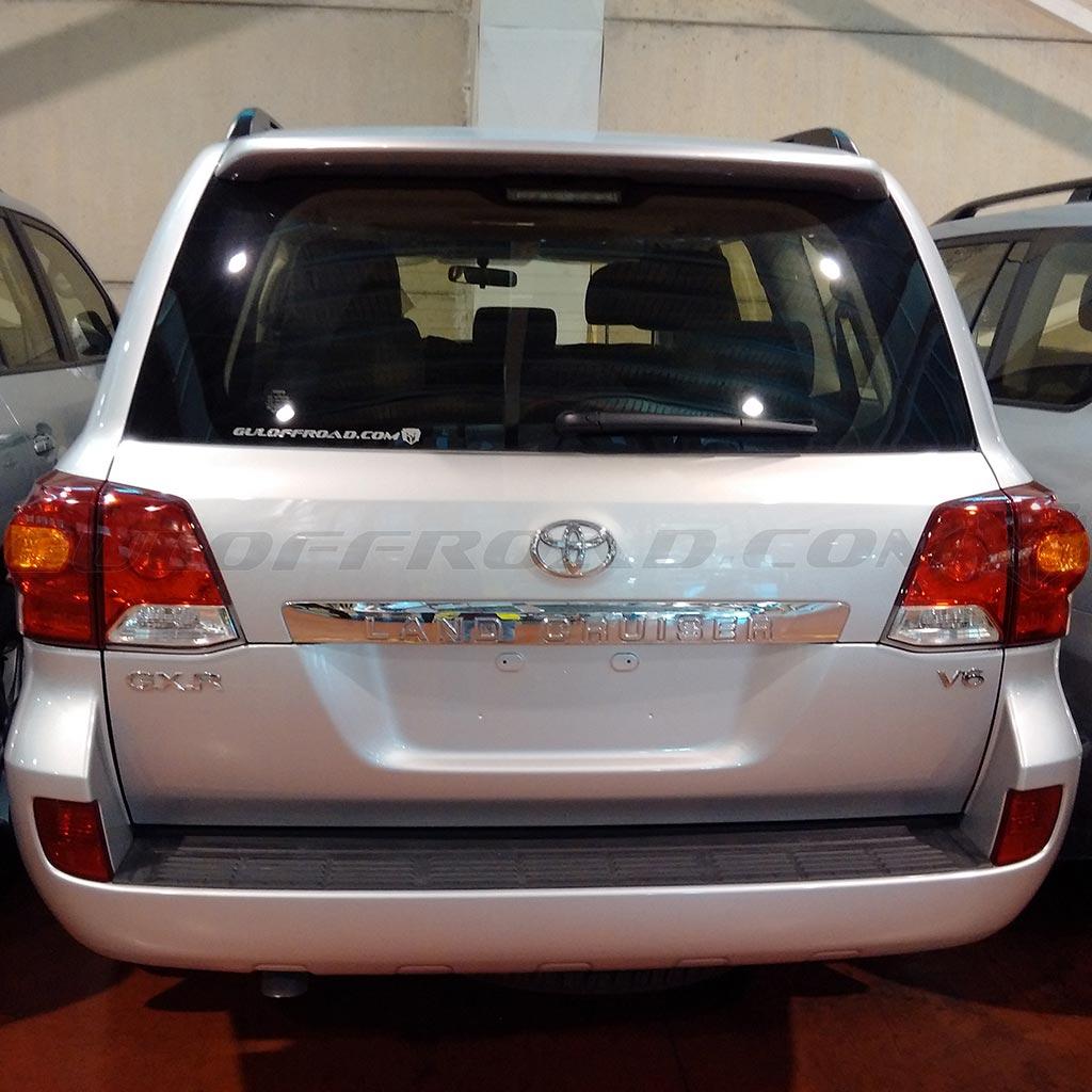 Flotas Toyota LandCruiser 200 GXR Spain