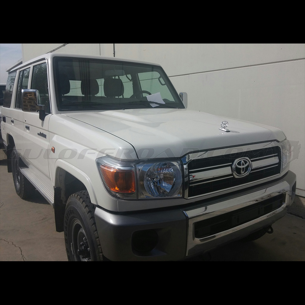 Toyota LandCruiser GRJ76 Spain