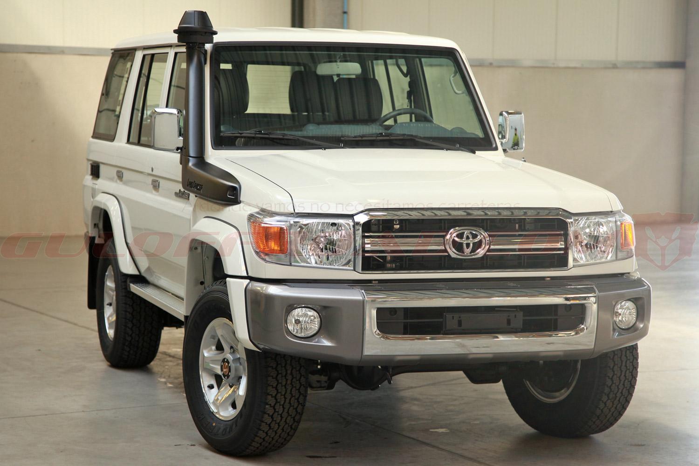 Importación Toyota Landcruiser 76 España Guloffroad