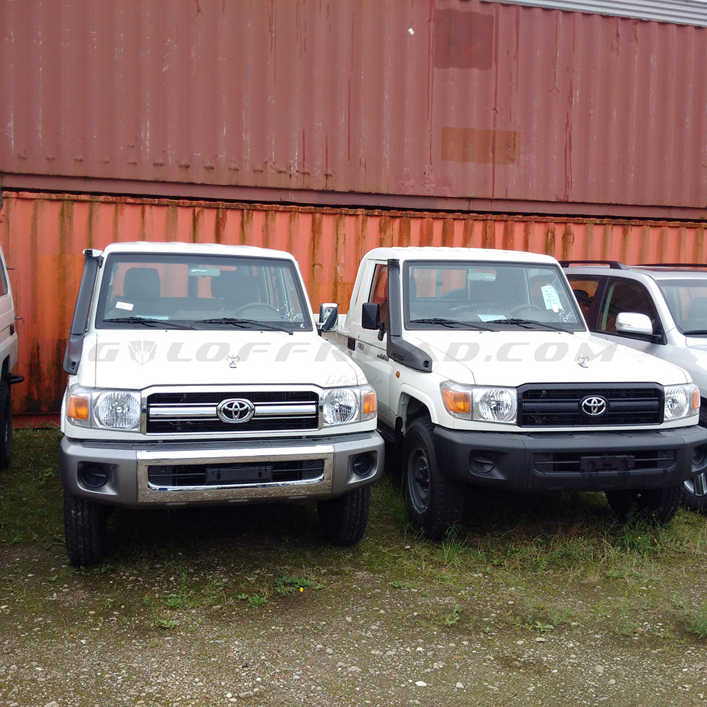 Toyota LandCruiser HZJ79 Pick Up