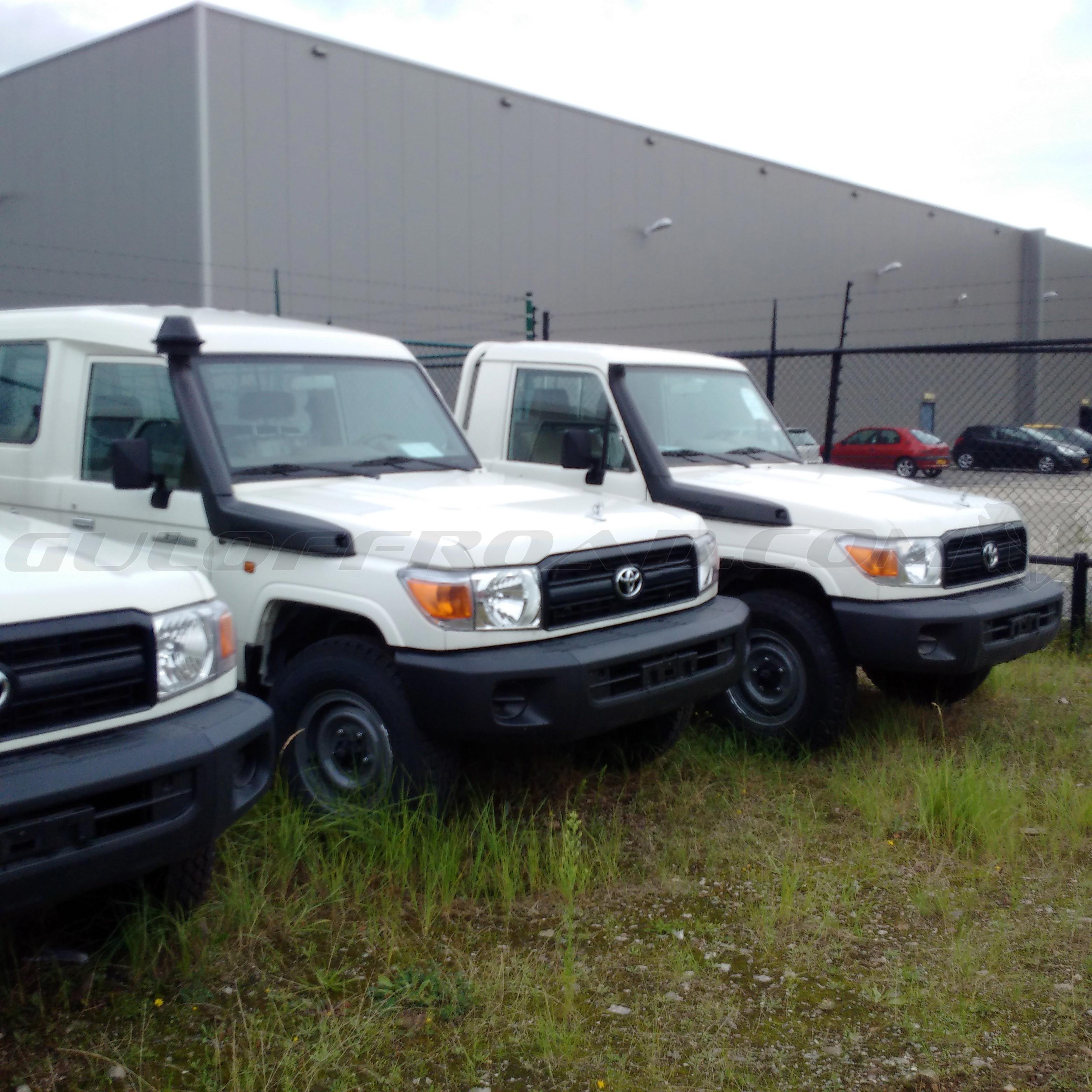 Toyota LandCruiser HZJ79 Pick Up