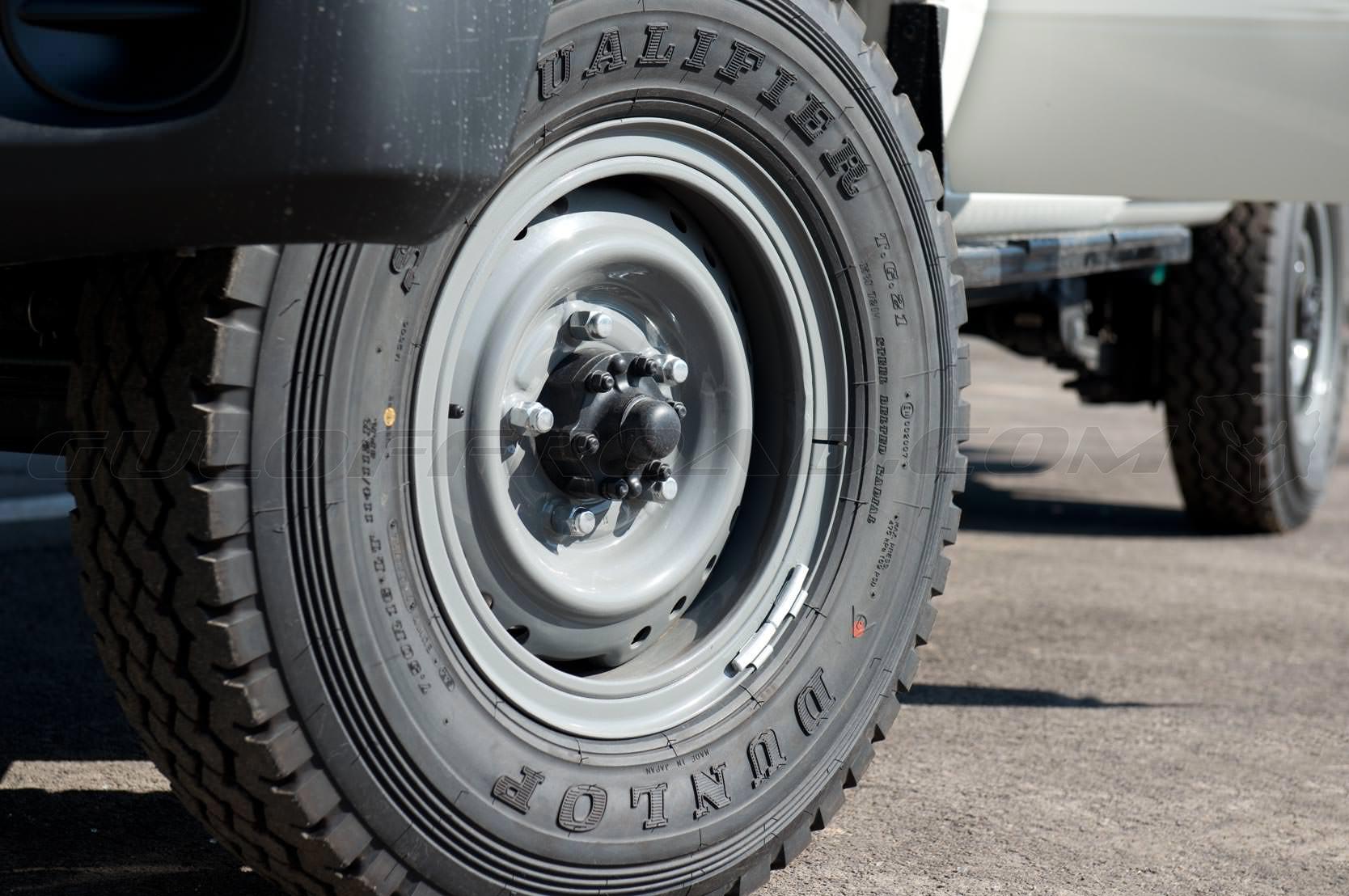 Toyota LandCruiser HZJ 79 Pick Up Guloffroad España