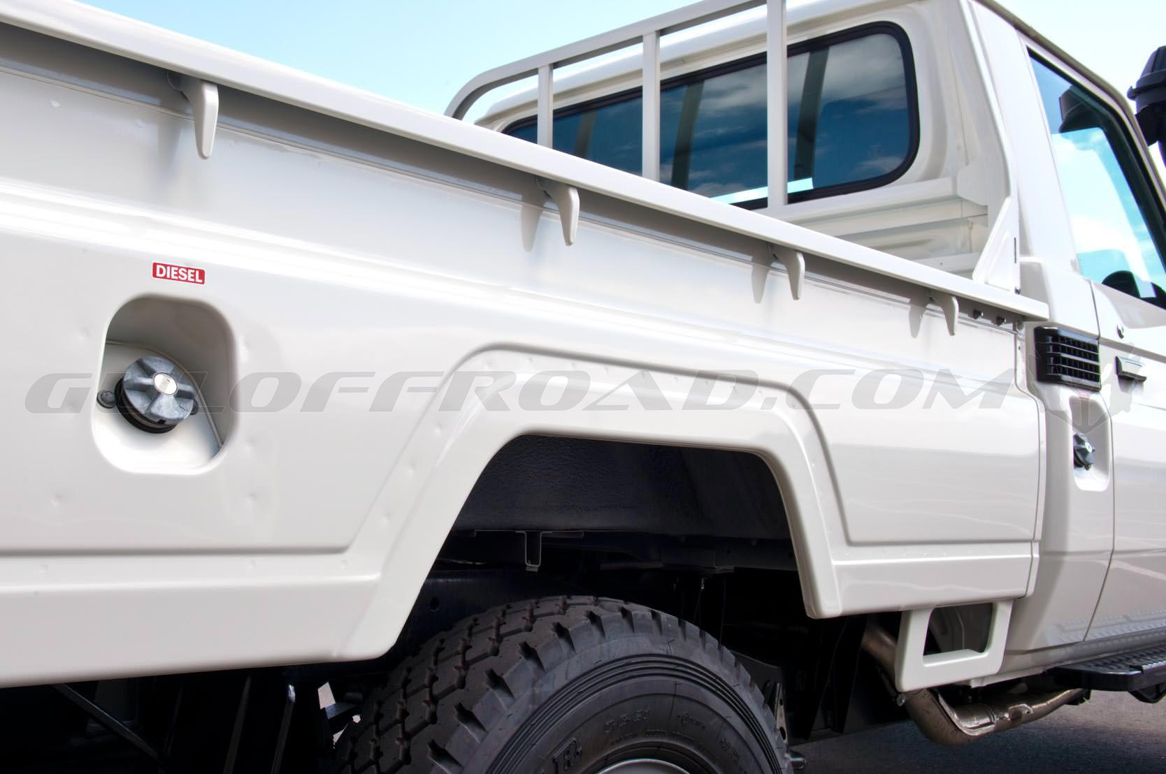 Toyota LandCruiser HZJ79 Pick Up Spain