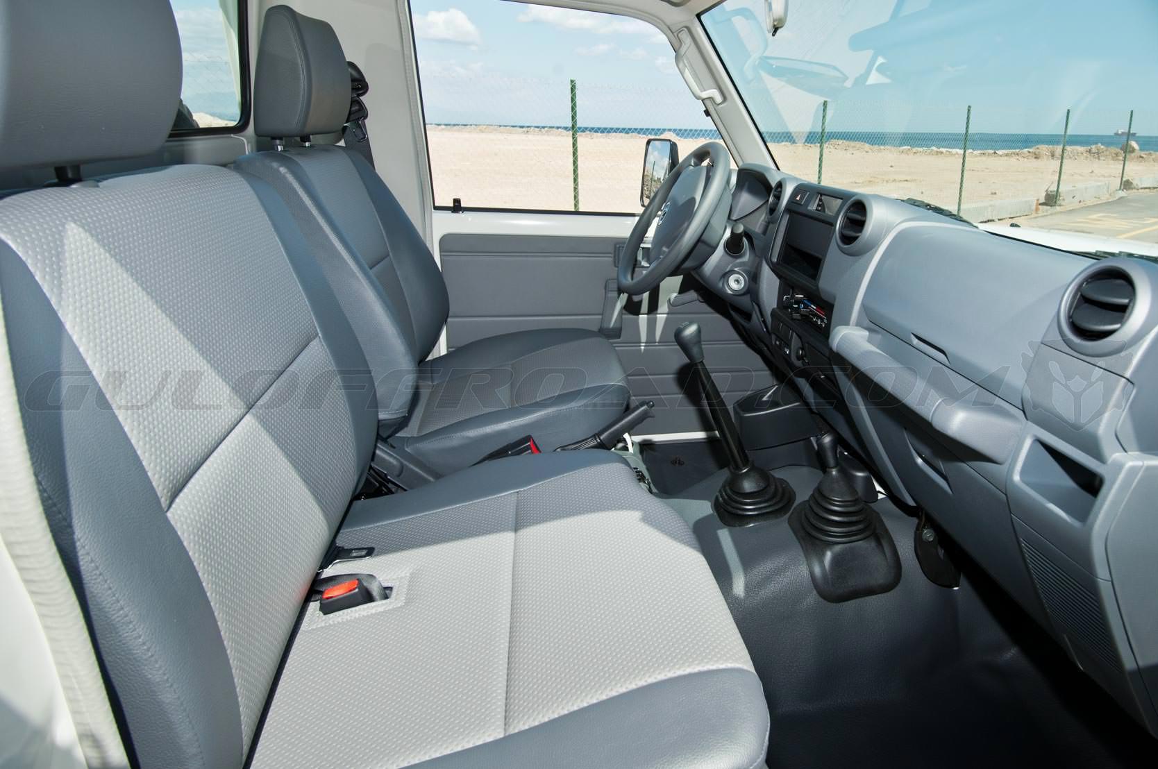 Toyota LandCruiser HZJ79 Pick Up Spain