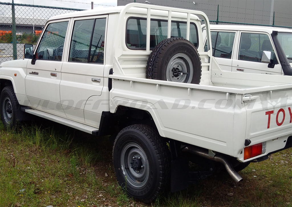Toyota Landcruiser Pick Up HZJ79 Doble Cabina Diesel