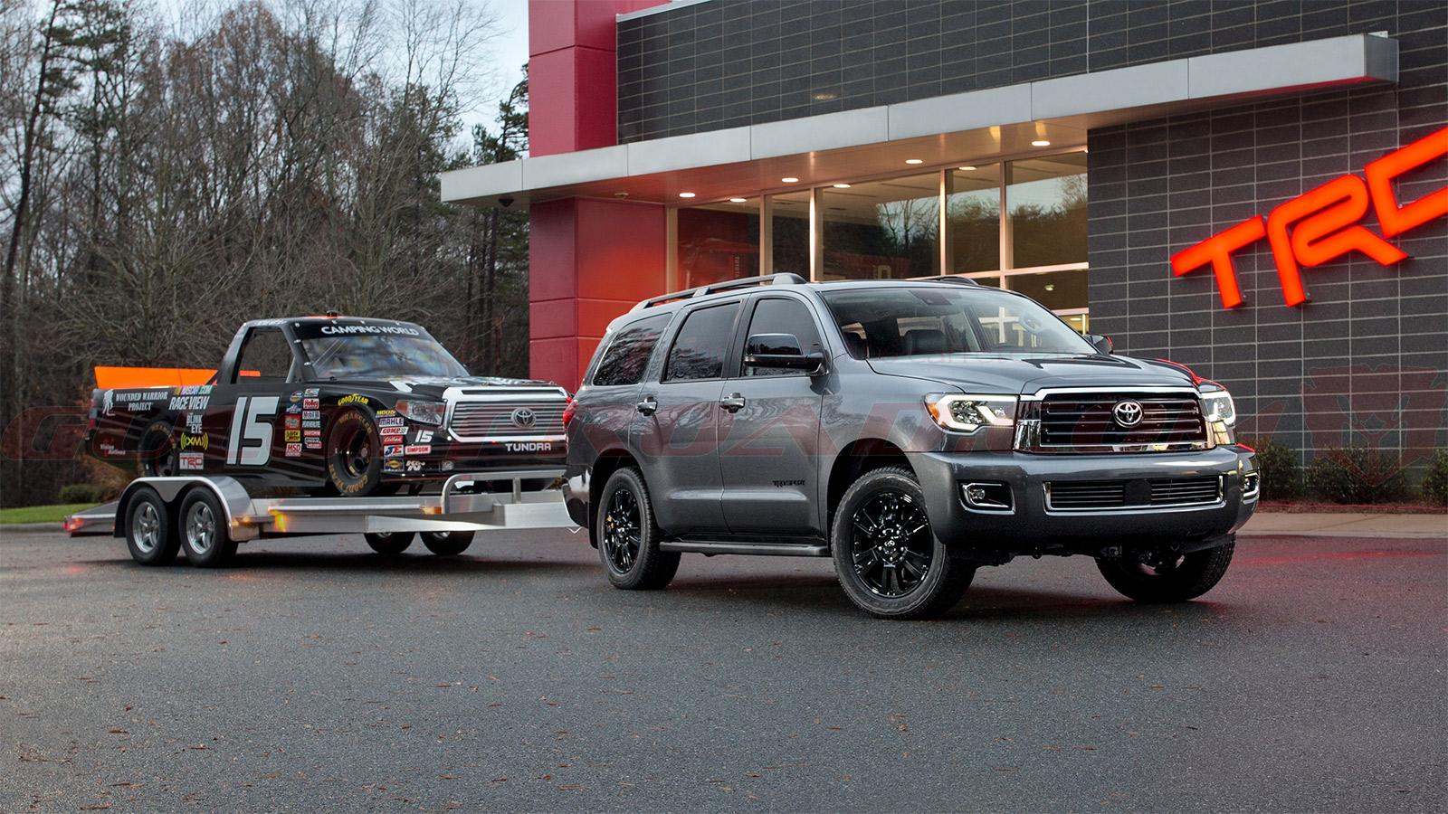 Importación Toyota Sequoia España Guloffroad