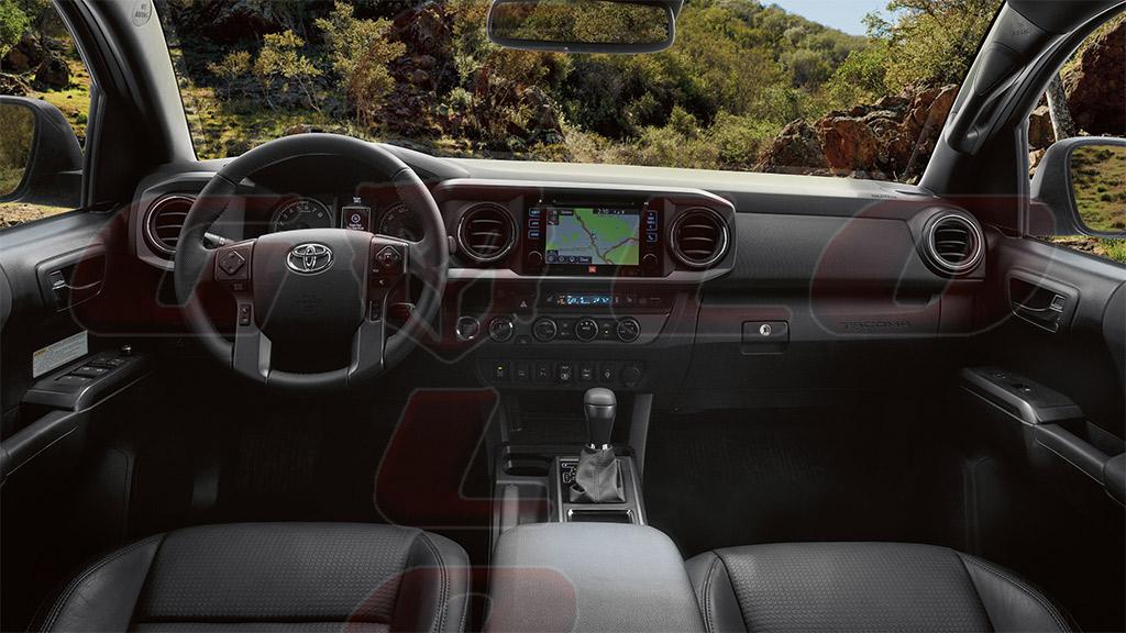 Tecnología Toyota Tacoma España
