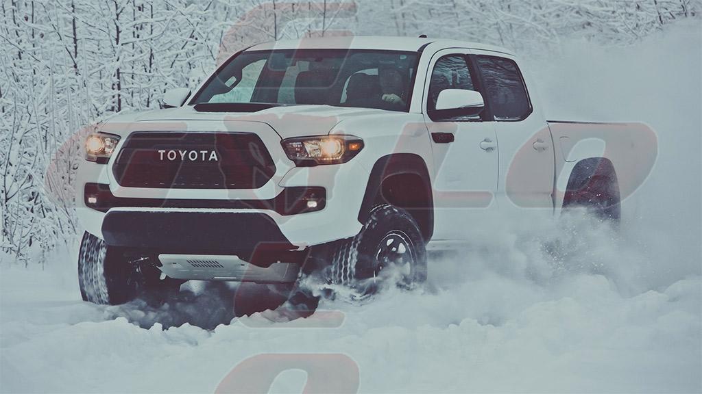 Toyota Tacoma TRD Pro España
