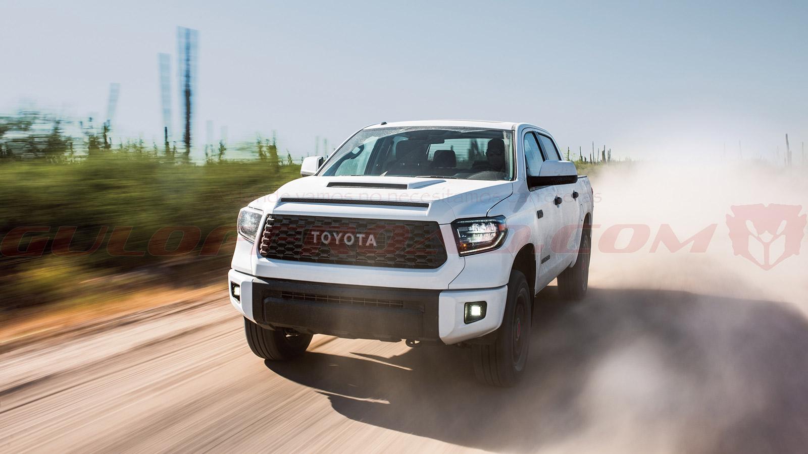 Importación Toyota Tundra España Guloffroad